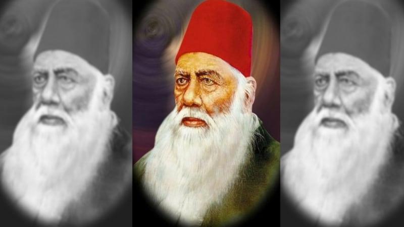 सर सैयद अहमद खानः शेरवानी के अंदर ...