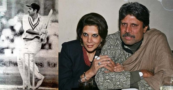 याजुर्वेन्द्र सिंह और कपिल देव अपनी पत्नी के साथ