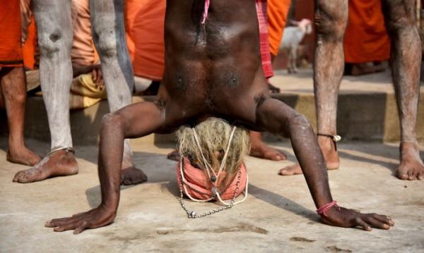 yoga sadhu