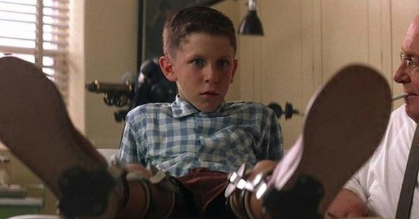 गंप का बचपन (तस्वीर IMDB)