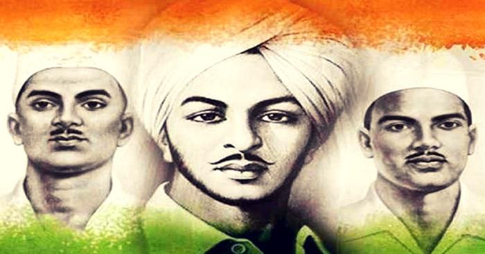 इंटरनेट की भगत सिंह, राजगुरु और सुखदेव की सबसे फेवरेट तस्वीर.