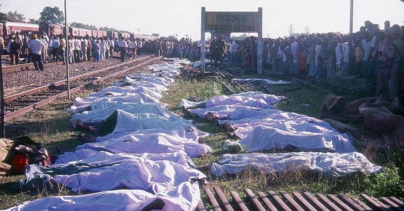 Train Accident - 1