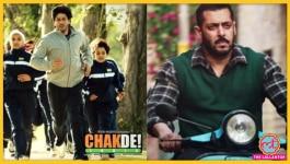'चक दे! इंडिया' की 12 मज़ेदार बातें: कैसे सलमान हॉकी कोच बनते-बनते रह गए