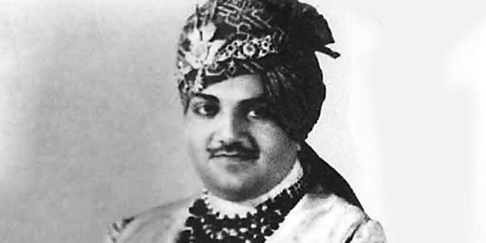 जोधपुर के महाराजा हनवंत सिंह.