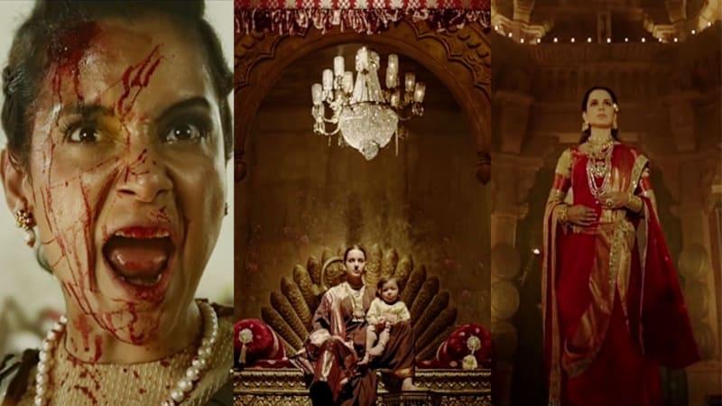 'मणिकर्णिका' का टीज़र: कंगना रनोट की इस फिल्म में अमिताभ क्या कर रहे हैं?