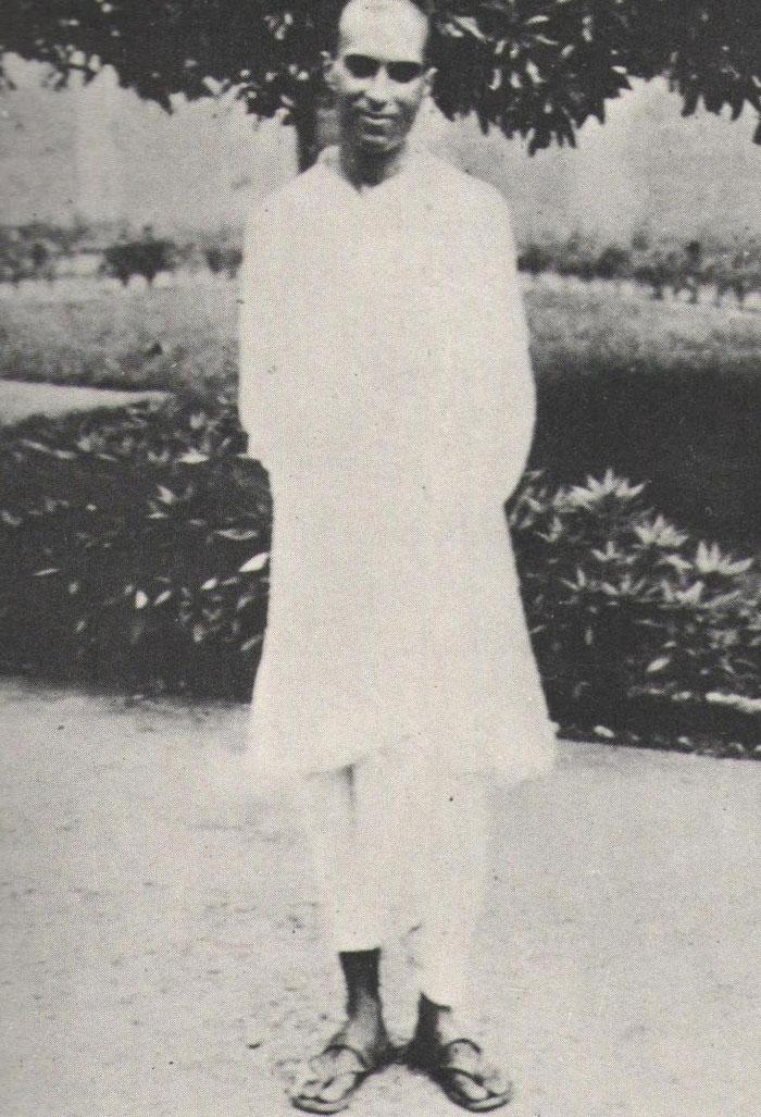 ये साल 1941 की तस्वीर है. नेहरू देहरादून जेल में बंद थे (फोटो: नेहरू मेमोरियल म्यूजियम ऐंड लाइब्रेरी)