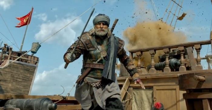 'ठग्स ऑफ हिन्दोस्तान' आमिर और अमिताभ की एक साथ पहली फिल्म है.