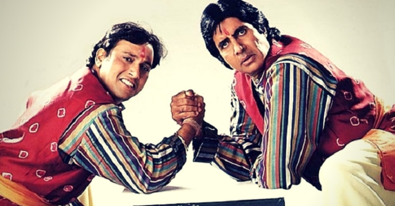 Agenda Aajtak: When Govinda called Amitabh Bachchan and told that he will reach late on the set of film Bade Mian Chhote Mian