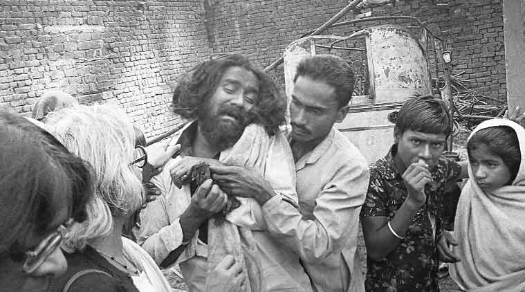 1984 की सिख विरोधी हिंसा में 2733 सिखों की हत्या कर दी गई.