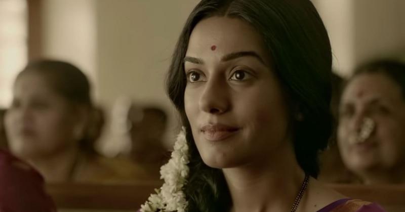 काफी प्रयास किए गए लगते हैं, लेकिन फिर भी अमृता द्वारा निभाया गया मीना ताई किरदार इतना स्ट्रॉन्ग बनकर नहीं उभरता.