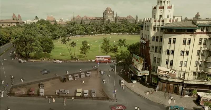 फिल्म में दिखाई गई 70 के दशक की मुंबई