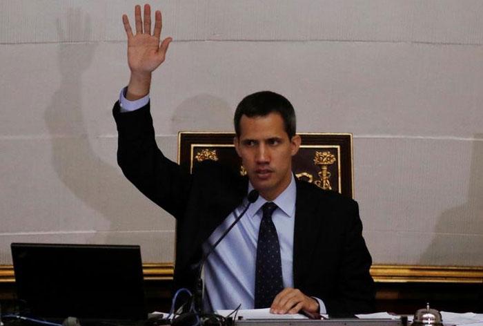 ये हैं वेनेजुएला की विपक्ष के लीडर,