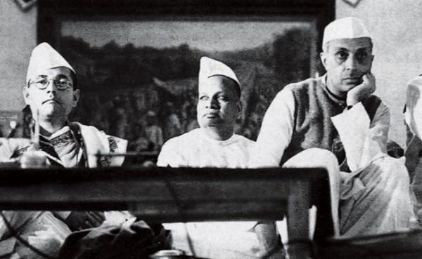 सुभाष बाबू 1938 में भारतीय राष्ट्रीय कांग्रेस के अध्यक्ष बने. 1939 में दोबारा मुखिया चुने गए. फाइल फोटो. इंडिया टुडे.
