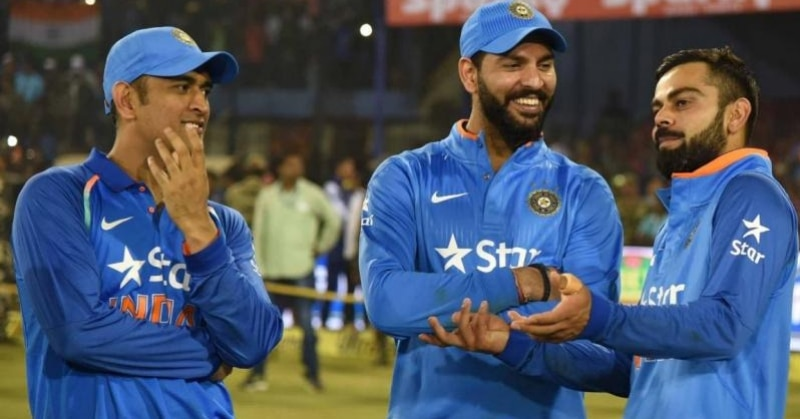 What Yuvraj Singh Said About MS Dhoni Right before Worldcup 2019