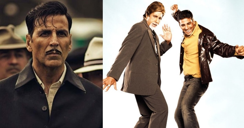 When Akshay Kumar got emotional while shooting with Amitabh Bachchan for Waqt due to his fathers cancer