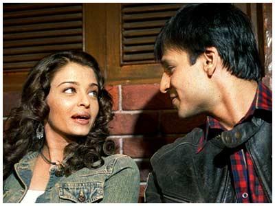 ऐश्वर्या और विवेक ने साथ में 'क्यूँ...हो गया' (2004) नाम की फिल्म कि थी.