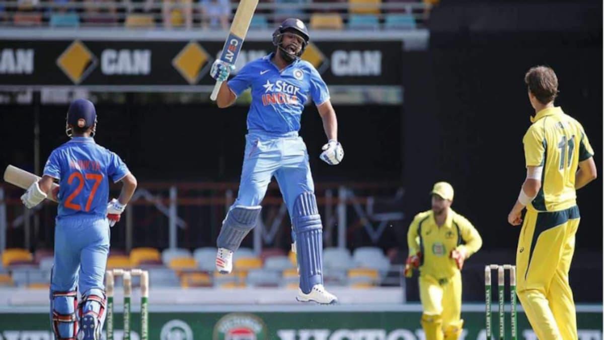 Image result for IPL से पहले रोहित से पूछा, कौन होगा MI का दूसरा ओपनर बल्लेबाज
