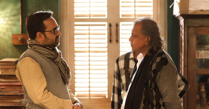 फिल्म में पंकज त्रिपाठी ने एक साइंटिस्ट और मिथुन ने एक नेता का रोल किया है.
