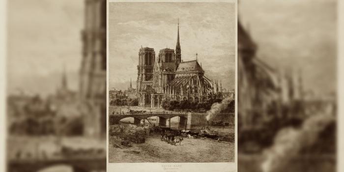 12वीं शताब्दी में शुरू हुआ था चर्च बनाने का काम.