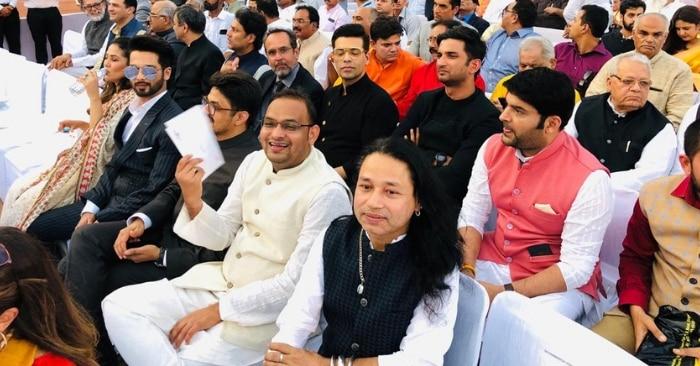 Bollywood in Narendra Modi Swearin In ceremony (11)