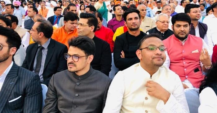Bollywood in Narendra Modi Swearin In ceremony (13)