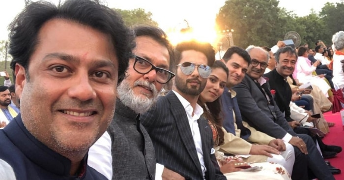 Bollywood in Narendra Modi Swearin In ceremony (8)
