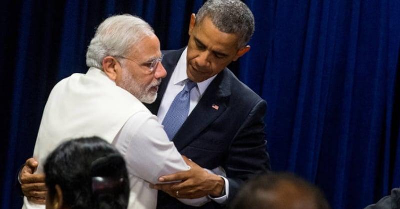 तू-तड़ाक कह-कहलवा कर ओबामा ने मोदी का फायदा उठा लिया!