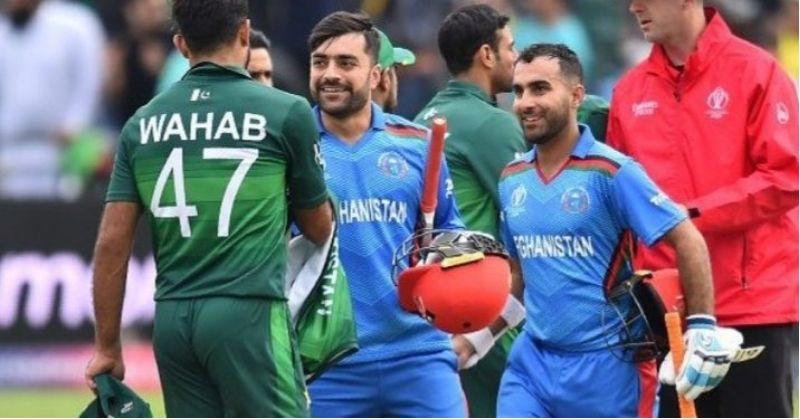 वर्ल्ड कप शुरू होने से पहले ही अफगानिस्तान ने पाकिस्तान के साथ खेल कर दिया है