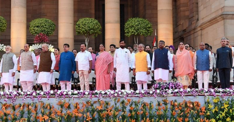 4 ex chief ministers who became ministers in Modi 2.0 government