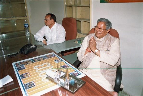 कैलाश मेघवाल विधानसभा के अध्यक्ष थे और अब भी विधायक हैं.