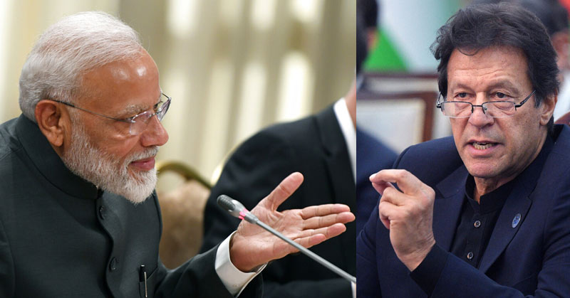 PM मोदी ने इमरान खान के सामने पाकिस्तान को सभ्य शब्दों में खरी-खोटी सुनाई
