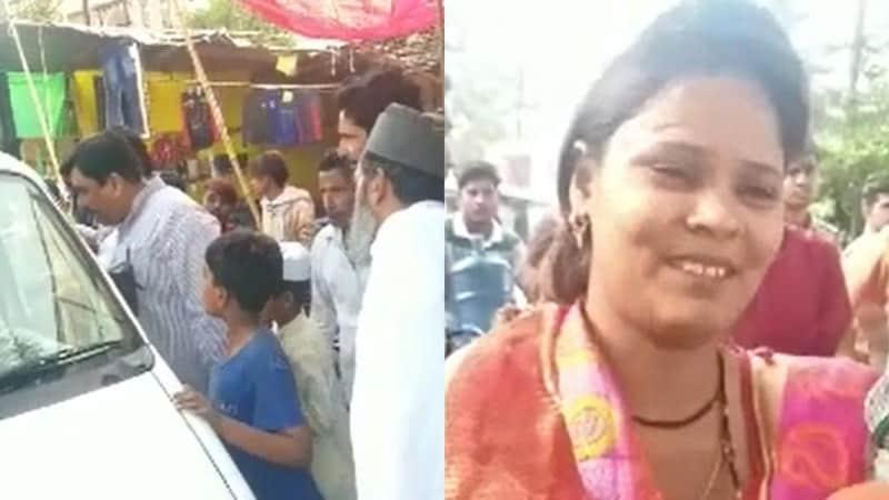 टप्पल कांड: भीड़ ने मुस्लिम परिवार पर हमला किया, साथ की हिंदू महिला ने बचा लिया