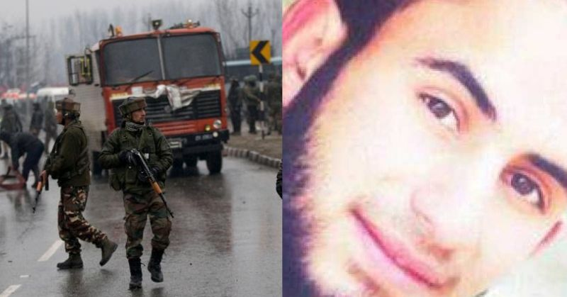 After Pulwama terror attack all terrorists involved in this attack killed by security forces in Jammu Kashmir whether major Ketan Sharma killed in an encounter