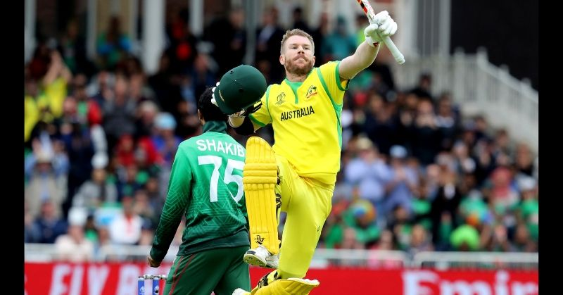 Aus vs Ban: David Warner scored a century and is now the top scorer of World cup