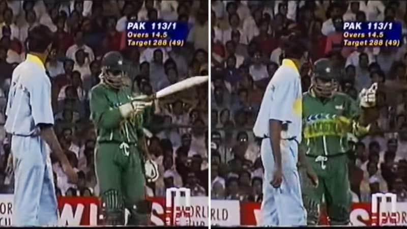 चिन्नास्वामी की वो घटना जो आज भी इंडिया-पाकिस्तान WC मैच की सबसे करारी याद है