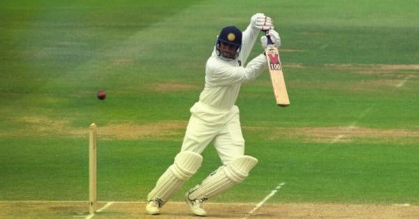 राहुल द्रविड़ ने 267 गेंदों में 95 रन की इनिंग्स खेली थी.