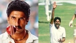 फिल्म '83' में कपिल देव के लुक की सबसे खास बात है रणवीर सिंह की आंखें