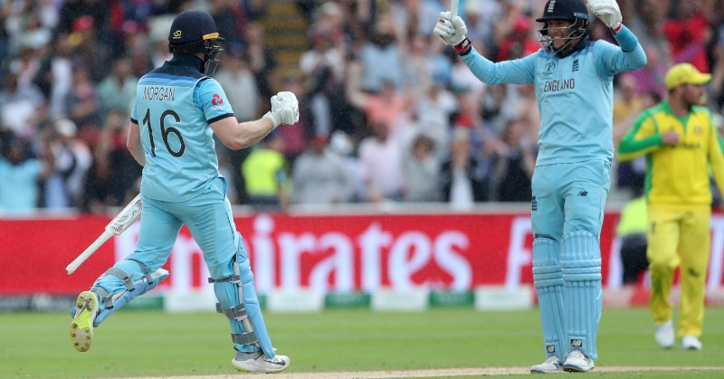 England cruised into the final of ICC World Cup 2019