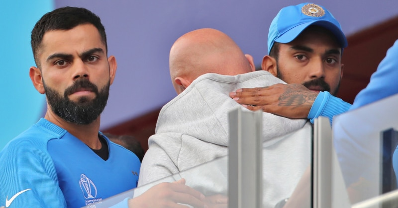World Cup 2019: What was the atmosphere of Indian dressing room after losing in the semi-final match?
