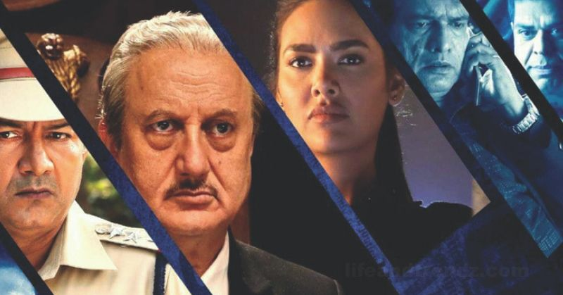 One Day Justice Delivered Film Review starring Anupam Kher an Esha Gupta directed by Ashok Nanda