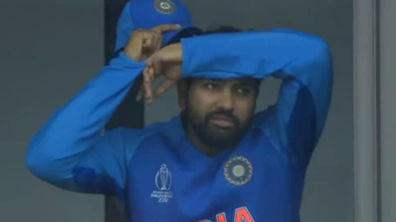 वर्ल्ड कप से बाहर होने के बाद रोहित शर्मा ने पहली बार भारी मन से कुछ कहा