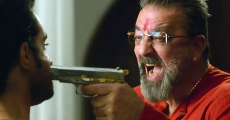 "Sanjay Dutt's new movie ""Prasthanam"" trailer is out now"