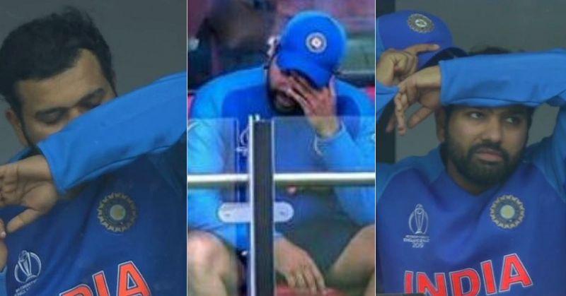IND Vs NZ मैच के अलग-अलग मोमेंट्स पर खींची गई रोहित की ये तस्वीरें ज़िंदगी भर मेरा पीछा करेंगी