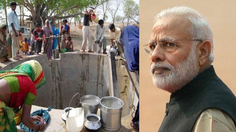 क्या है पीएम मोदी का 'संचय जल, बेहतर कल' अभियान, जिसे देश में पड़ रहे सूखे का इलाज बताया जा रहा है?