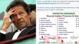 पाकिस्तान वाले इंडियन प्रोडक्ट्स का बहिष्कार करने लगे, पर एक जगह चूक गए