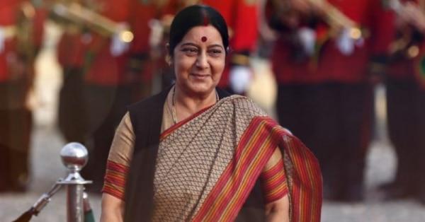 सुषमा स्वराज (फोटो: रॉयटर्स)
