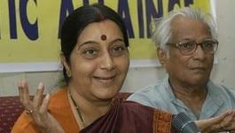 हाथ में एक नेता की तस्वीर लेकर मुजफ्फरपुर की गलियों में क्यों भटकी थीं सुषमा स्वराज?