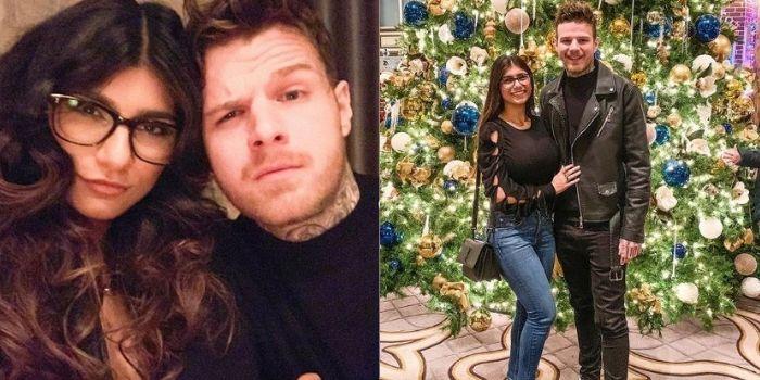 मिया ने अपने बॉयफ्रेंड रॉबर्ट सेंडबर्ग से सगाई कर ली है रॉबर्ट सेंडबर्ग पेशे से एक शेफ हैं (फोटो- मिया इंस्टाग्राम)