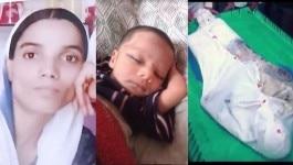एक लाख रुपए दहेज के लिए पत्नी और तीन महीने की बेटी को जिंदा जलाया