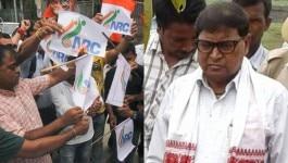 असम के विधायक हैं, विपक्ष के नेता हैं, लेकिन NRC की लिस्ट में नहीं हैं अनंत कुमार मालो